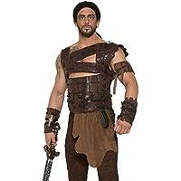 Forum Novelties 42のどの革鎧とベルトの衣装アクセサリ胸はサイズアップ 標準