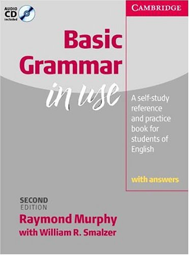 Basic Grammar in Use with Answers : Self-Study Reference andPractice for Students of English (Grammar in Use Series)の詳細を見る