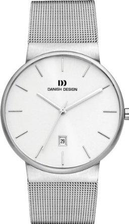 Danish Design ダニッシュデザイン IQ62Q971 ステンレススチール Silver Dial Men's Watch 男性用 メンズ 腕時計 (並行輸入)