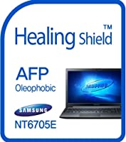 Healingshield スキンシール液晶保護フィルム Oleophobic AFP Clear Film for Samsung Laptop Notebook 6 NT670Z5E