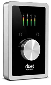 【正規輸入品】 Apogee Duet for Mac iOS Ready USBオーディオインターフェイス DUET-MAC-IOS