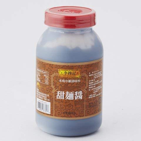 MC 甜麺醤 1KG 4個