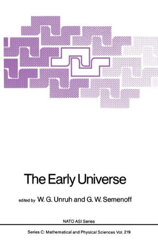 The Early Universe (Nato Science Series C:)