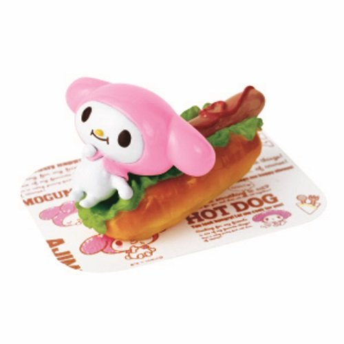 Re-Ment Sanrio Pocha My Melody Delicious Foods Foods Foods full Set of 8 pcs Japan fc375b