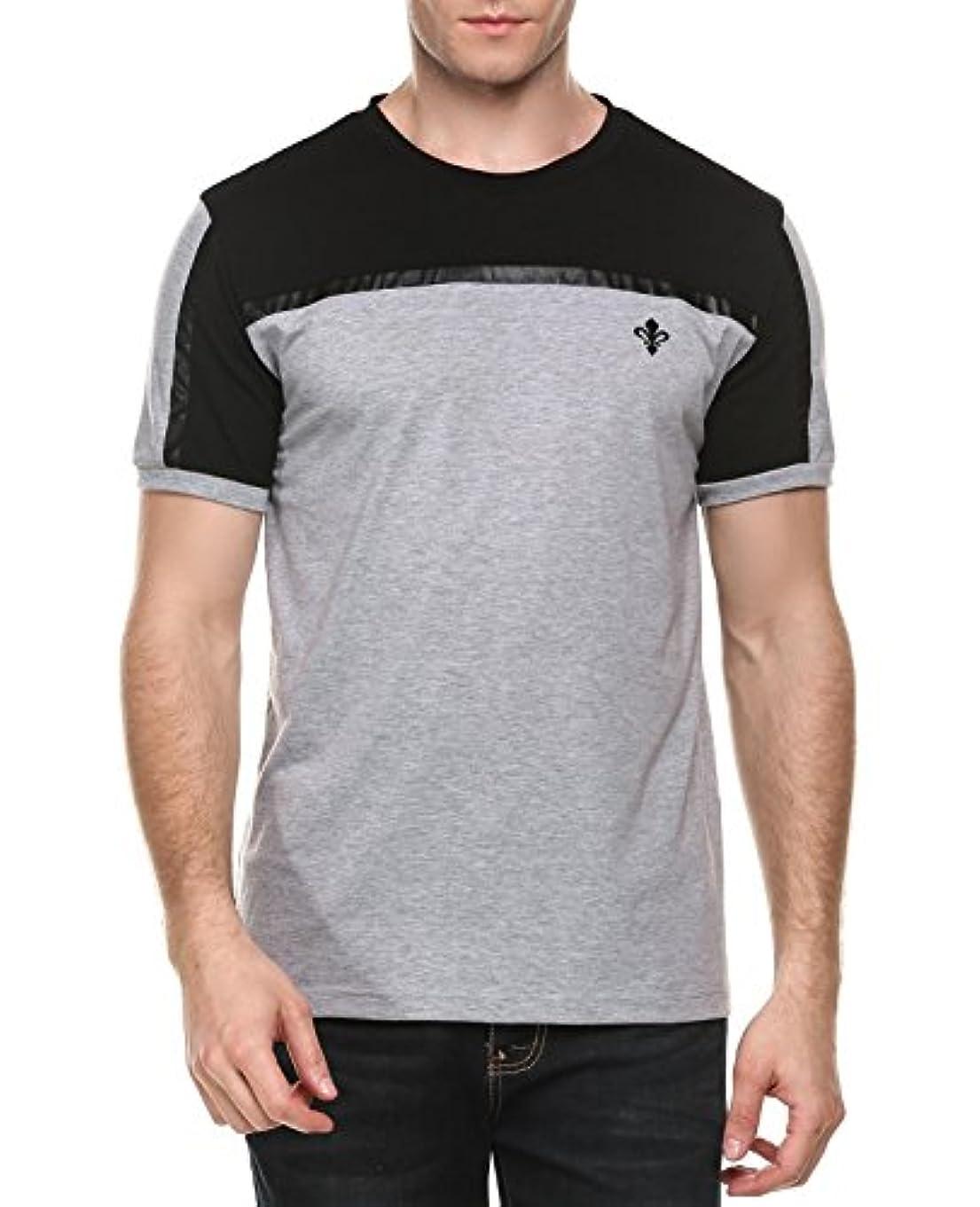 導入する暴行心配Coofandy ドライTシャツ メンズ 半袖 吸汗速乾 UVカット スポーツトプッス ファッション カジュアルシャツ メンズ登山ウェア