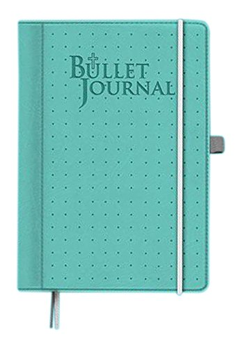 Bullet Journal - Tiffany Blue