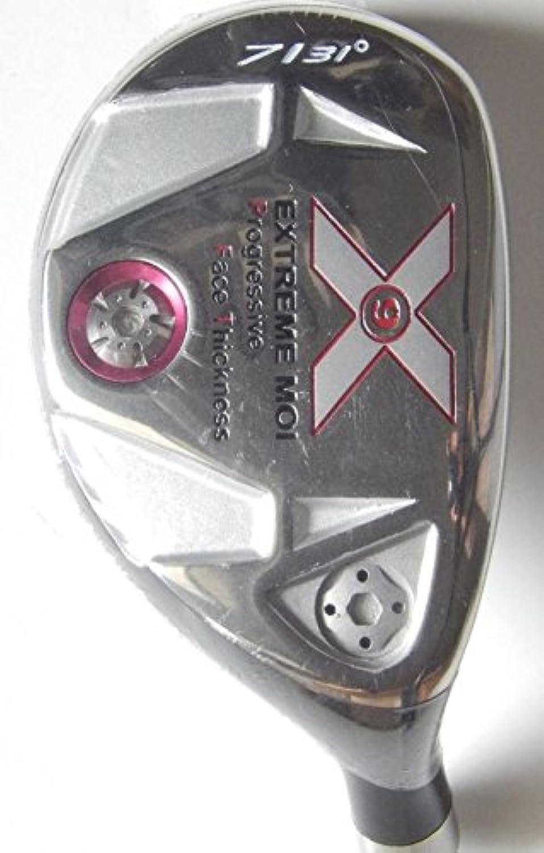 ハイブリッドRight Handed # 7 31度グラファイトシャフト新しいメンズゴルフクラブSenior Flex withヘッドカバー