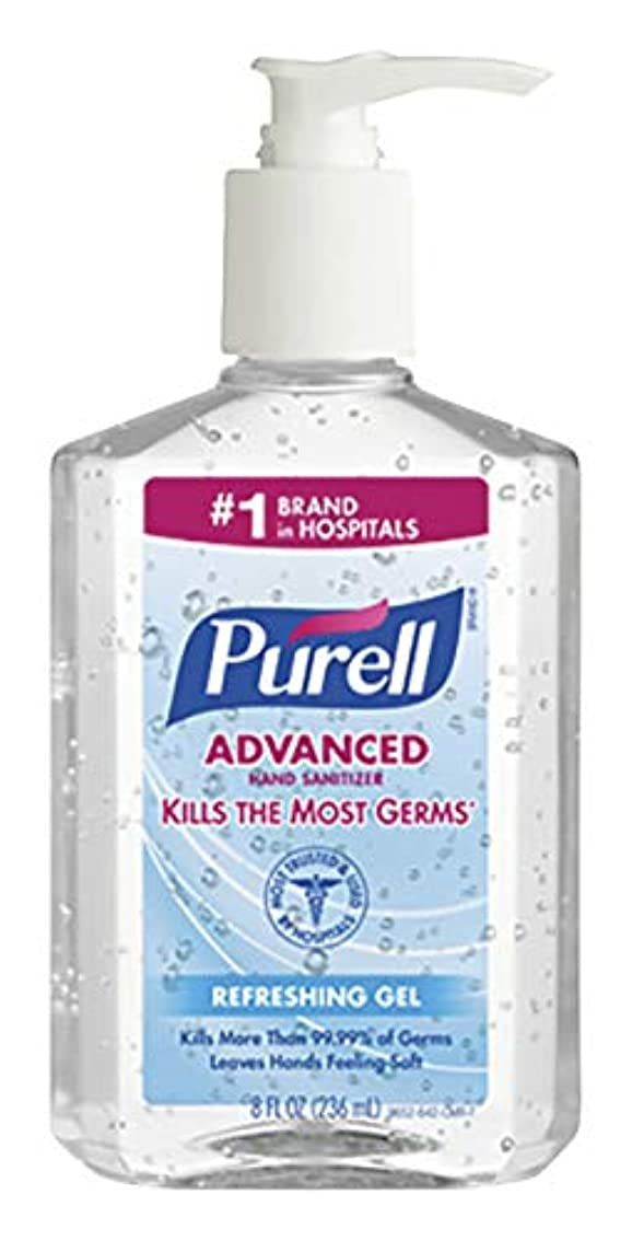 いくつかの一見確かにPURELL Instant Hand Sanitizer, 8-oz. Pump Bottle by Purell