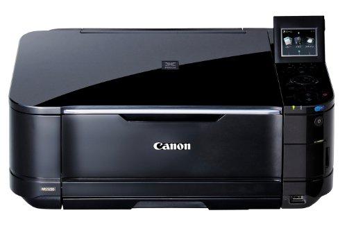 Canon インクジェット複合機 PIXUS MG5230 5色W黒インク 自動両面印刷 前面給紙カセット 無線LAN搭載 スマートモデル