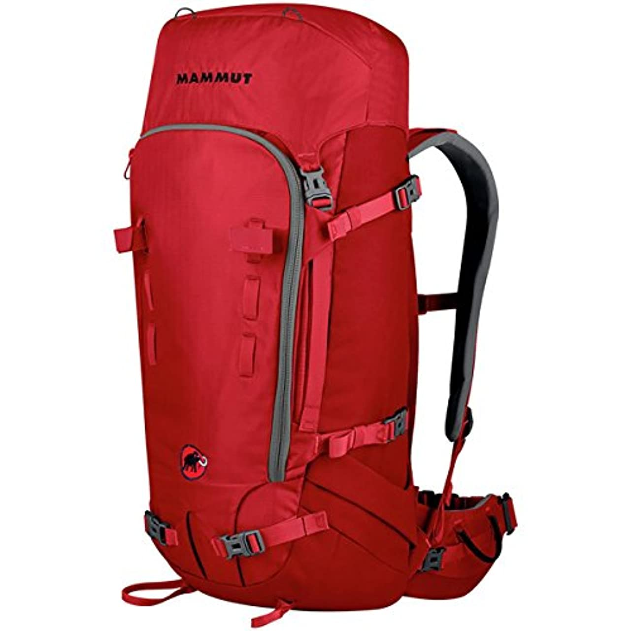 ナンセンス音声観光に行く(マムート) Mammut Trion Pro 50+7L Backpackメンズ バックパック リュック Lava/Dark Lava [並行輸入品]
