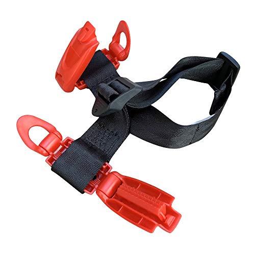 【CARKLEID】簡易型 スマートキッズベルト ジュニアシート 子供用シートベルト 3歳~12歳用