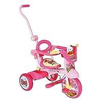 色ピンク 折りたたみ三輪車 ハローキティオールインワン+F 子ども用 M0301