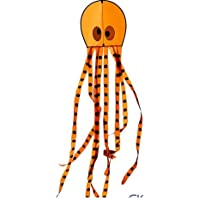 Orange Opie the Octopus Kite by New Tech Kites [並行輸入品]
