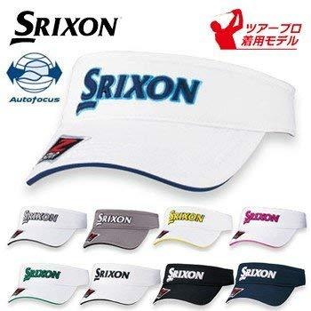 ダンロップ スリクソン(SRIXON)2019年モデル ツアープロモデル サンバイザー SMH9331X (ホワイトネイビー)