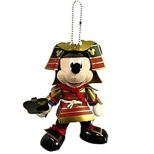東京ディズニーリゾート ミッキーマウス かぶとぬいぐるみバッジ