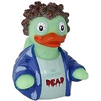 CelebriDucks The Floating Dead Zombie RUBBER DUCK Costume Quacker Bath Toy by CelebriDucks [並行輸入品]