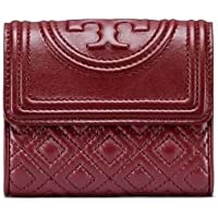 (トリーバーチ) TORY BURCH WOMEN FLEMING MINI FLAP WALLET 31460 女性長財布 3COLORS BLACK/PINK/BURGUNDY (並行輸入品) WHOOSSO