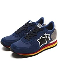 Atlantic Stars (アトランティックスターズ) スニーカー メンズ ANTARES VIBRAM NN-PR-NGRB 【44】靴 イタリアブランド靴 [並行輸入品]