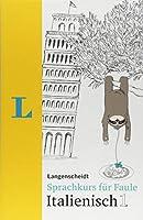 Langenscheidt Sprachkurs fuer Faule Italienisch 1 - Buch und MP3-Download