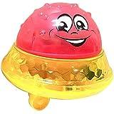 Lambowo 風呂玩具ライトかわいい幼児子供電気誘導スプリンクラー玩具ライトプレイ風呂水のおもちゃ
