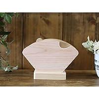 コーヒーフィルターケース 木製 ひのき 無塗装白木 シンプル コーヒーペーパーケース 受注製作