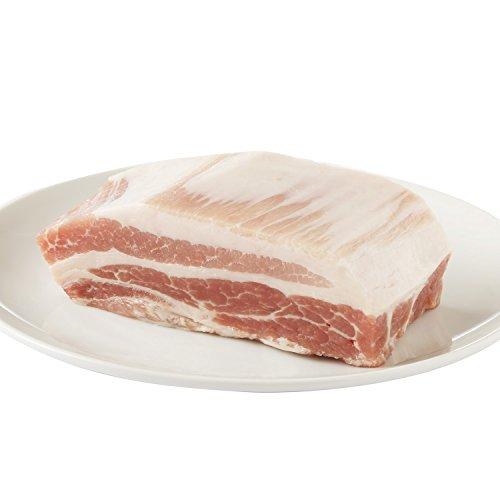 [冷蔵] 国産 豚バラ かたまり 260g