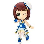 キューポッシュ アイドルマスター 天海春香 トゥインクルスター ノンスケール PVC製 塗装済み 可動フィギュア