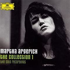 Martha Argerich, The Collection, Vol. 1: The Solo RecordingsのAmazonの商品頁を開く