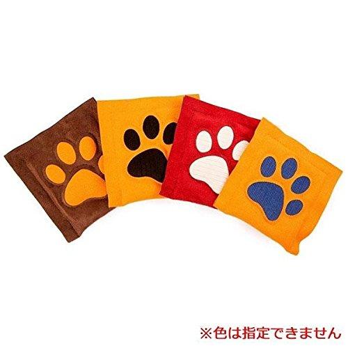 ルークラン 4CATS キャットニップハーブ入り猫用おもちゃ パウ 色ランダム