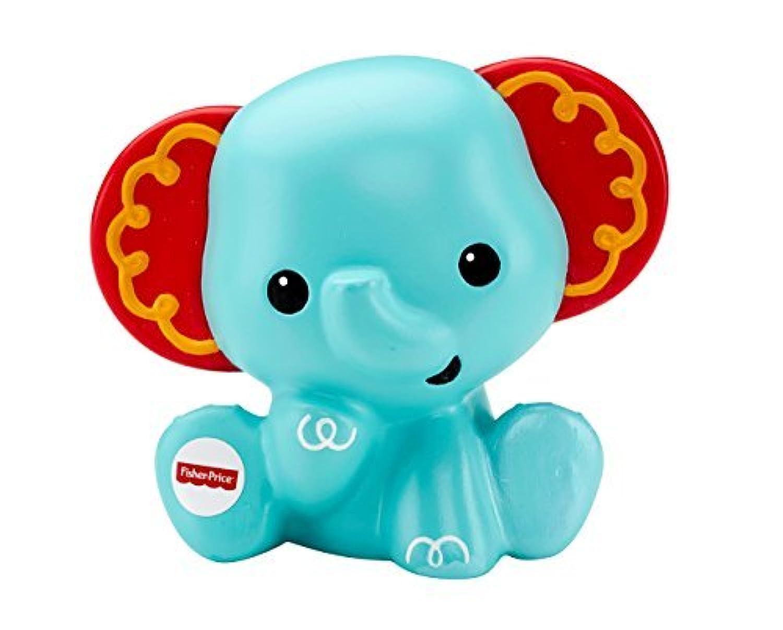 Fisher-Price Rainforest Bath Squirters Elephant [並行輸入品]