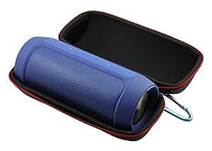 カライ(KARAI)JBL charge2 専用 ケース  ワイヤレス スピーカー ケース  防水 防塵