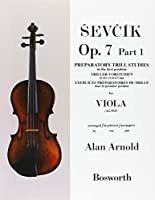 Viola Studies Op. 7 Part 1: Preparatory Trill Studies