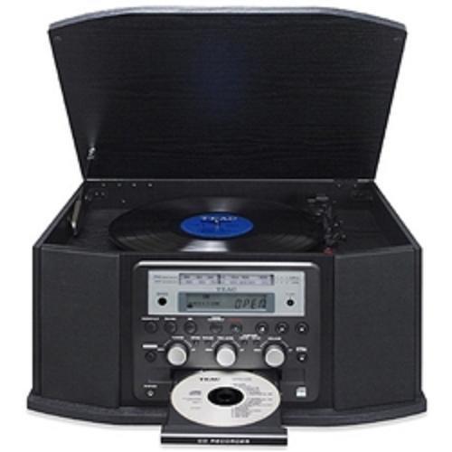 TEAC CDレコーダー ターンテーブル付 GF-350