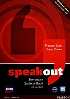 Speakout (1E) Elementary Student Book with DVD/ActiveBook CD-ROM