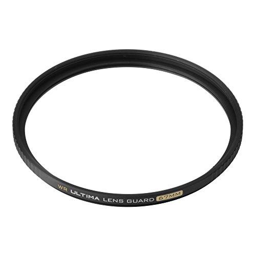 【Amazon.co.jp限定】HAKUBA レンズ保護フィルター ULTIMA WR レンズガード 67mm 超低反射光学ガラス+撥水/防汚コート AMZCF-WRUTLG67