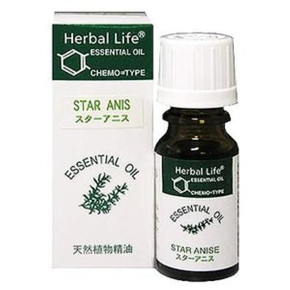 通知猫背意外Herbal Life スターアニス 10ml
