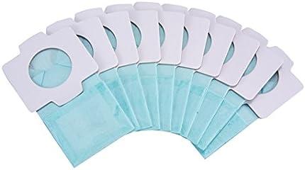 マキタ 充電式クリーナー(4072、4073、4076DW、4093)用 紙パック 抗菌仕様 10枚入 マキタ 掃除機 A-48511