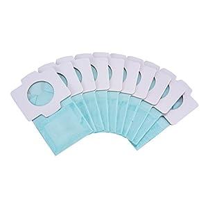 マキタ 充電式クリーナー(4072、4073、4076DW、4093) 用 紙パック 抗菌仕様 10枚入 マキタ 掃除機 A-48511