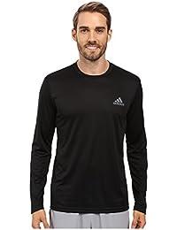 (アディダス) adidas メンズタンクトップ・Tシャツ Essential Tech Long Sleeve Tee