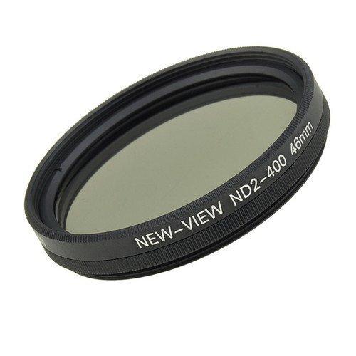 可変式 NDフィルター New-View Pro Fader ND 46mm ND2-400