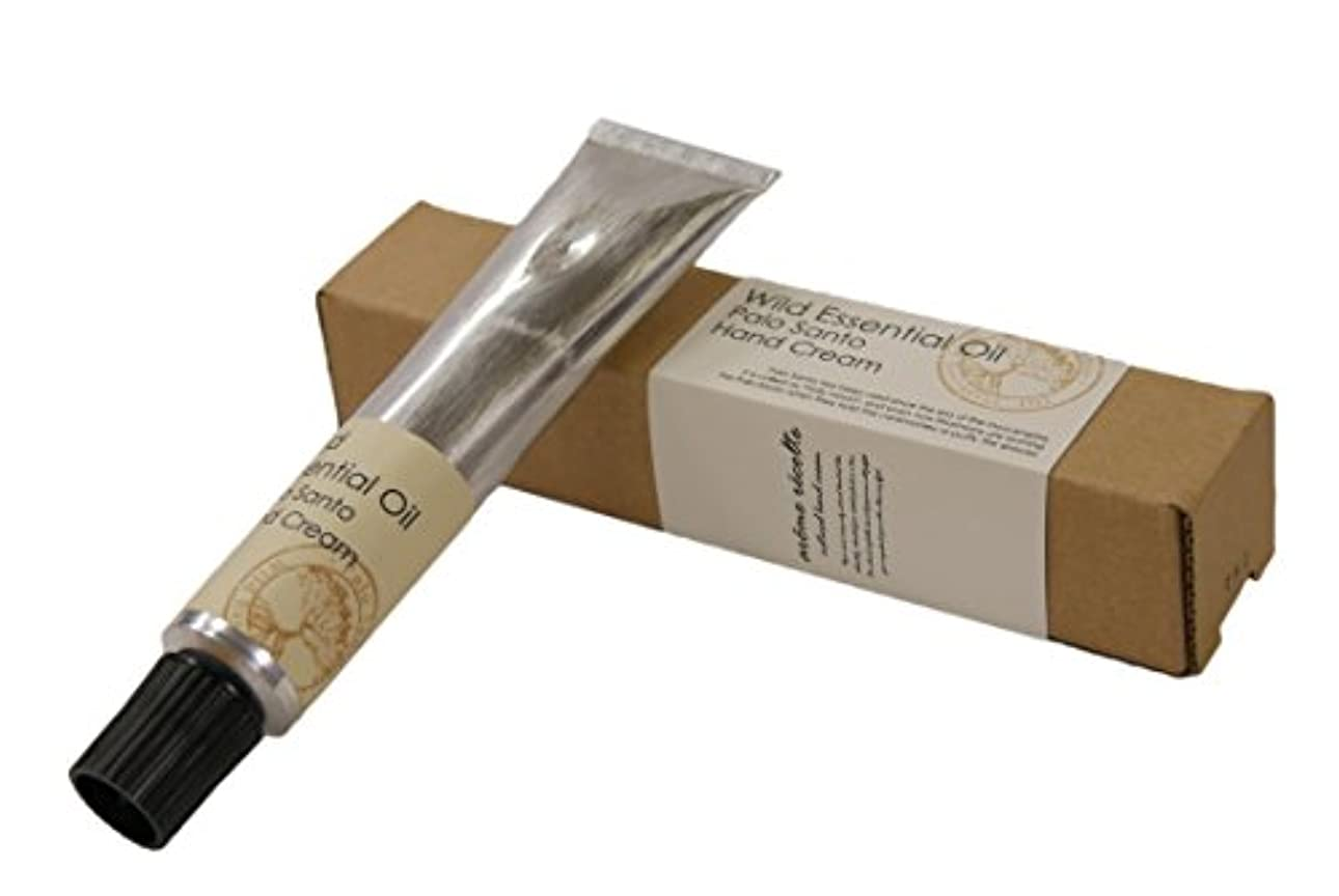 指定酸っぱい踏みつけアロマレコルト ハンドクリーム パロサント 【Palo Santo】 ワイルド エッセンシャルオイル wild essential oil hand cream arome recolte