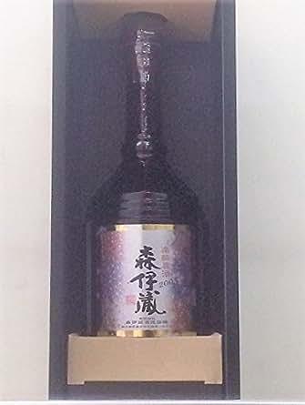森伊蔵 楽酔喜酒 2005 600ml  長期熟成芋焼酎  木箱付