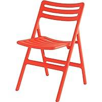 MAGIS マジス Folding Air-Chair フォールディング エアチェア(アームなし)/オレンジ SD75-1086C