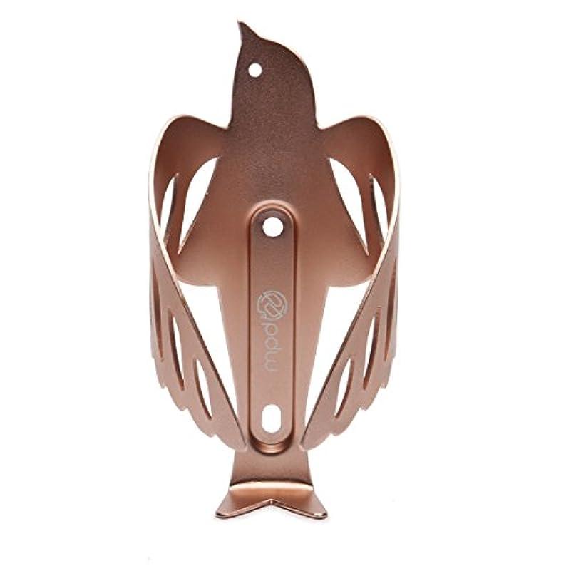 現実嫌がらせ失効Portland Design Works Sparrow水ボトルケージローズゴールド