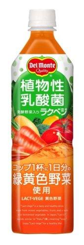 ラクベジ 緑黄色野菜 930g×12本