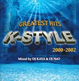 K-STYLE GREATEST HITS 2000-2002