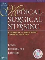 Medical-Surgical Nursing: Assessment and Management of Clinical Problems - 2-Volume Set