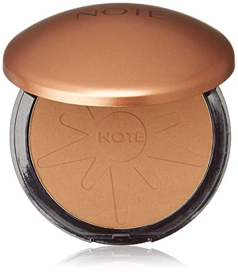 ノート組立カーフNOTE Cosmetics ブロンジングパウダー、1.1オンス 30号