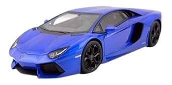 FRONTIART 1/43 Lamborghini Aventador LP700-4 (ブルー) 完成品