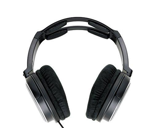 JVC 密閉型ステレオヘッドホン RX500 室内用(テレビ・ゲーム向け) 3.5m+延長1.5mコード付き HP-RX500